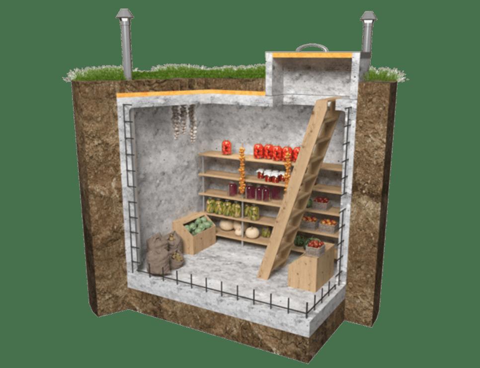 Купить погреб для дачи из бетона бетон лафарж